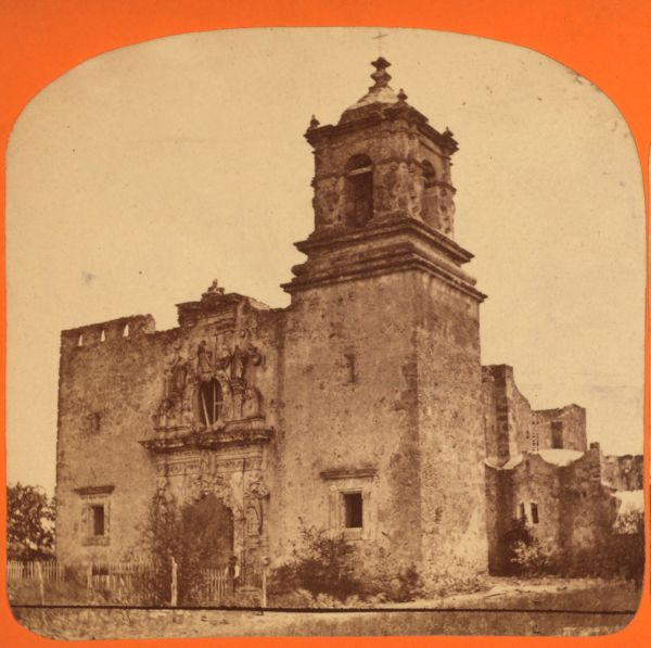Mission San Jose, from Robert N. Dennis collection