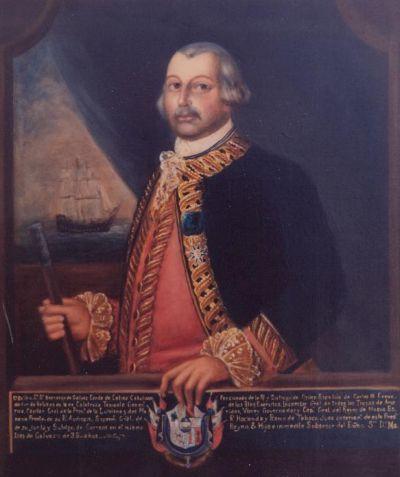 Бернардо де Гальвес-и-Мадрид