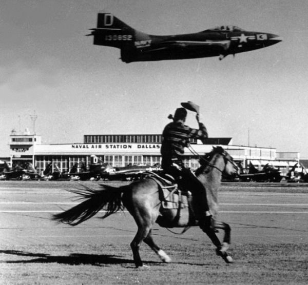 Даллас, 1942
