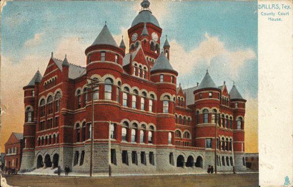 Даллас, 1909