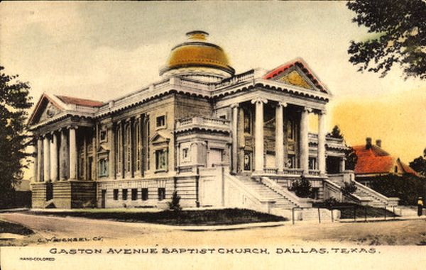 Даллас, 1905