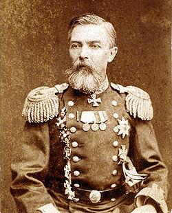 Павел Алексеевич Зеленой