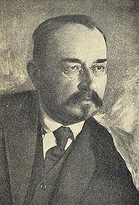 Николай Александрович Рожков