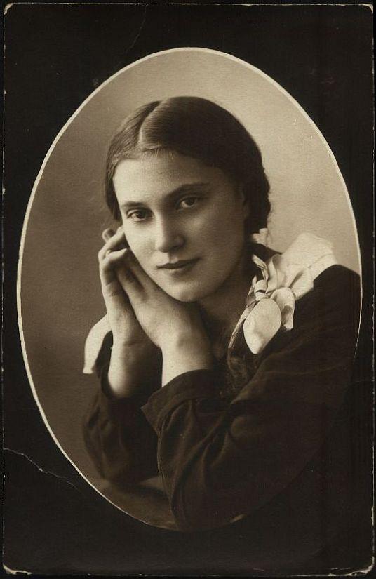 Александра Михайловна Баранова
