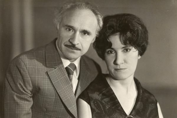 Мои родители, 1975 г.