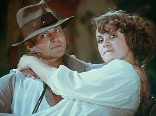 Кадр из фильма Адам женится на Еве
