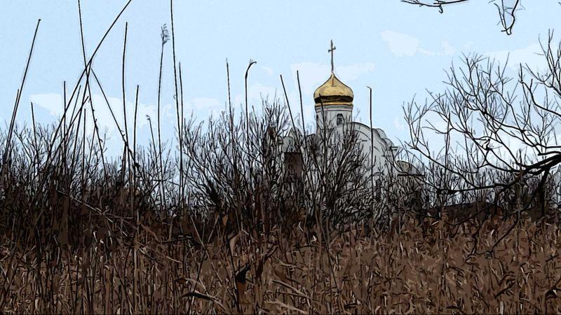 Церковь в Паново