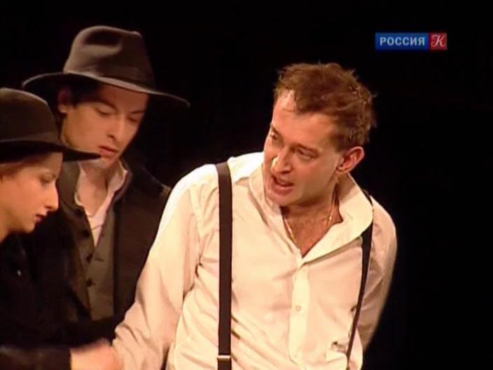 Клавдий - Константин Хабенский