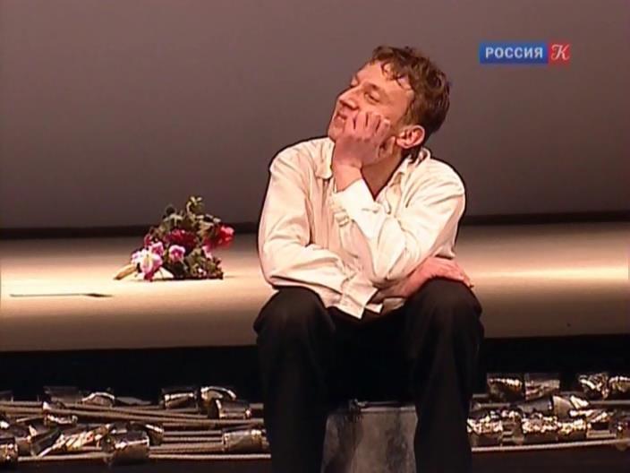 Гамлет - Михаил Трухин