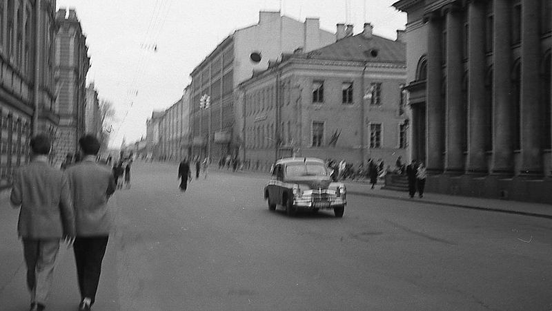 Улица Ленинграда