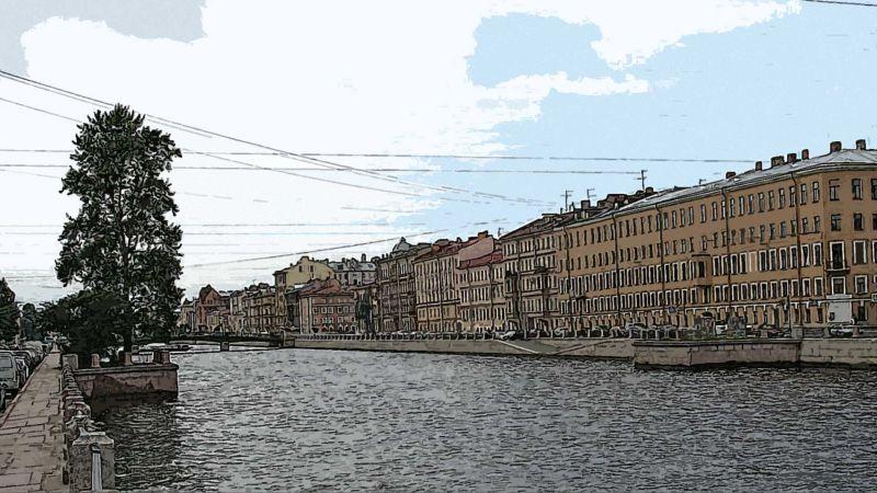Фонтанка, СПб