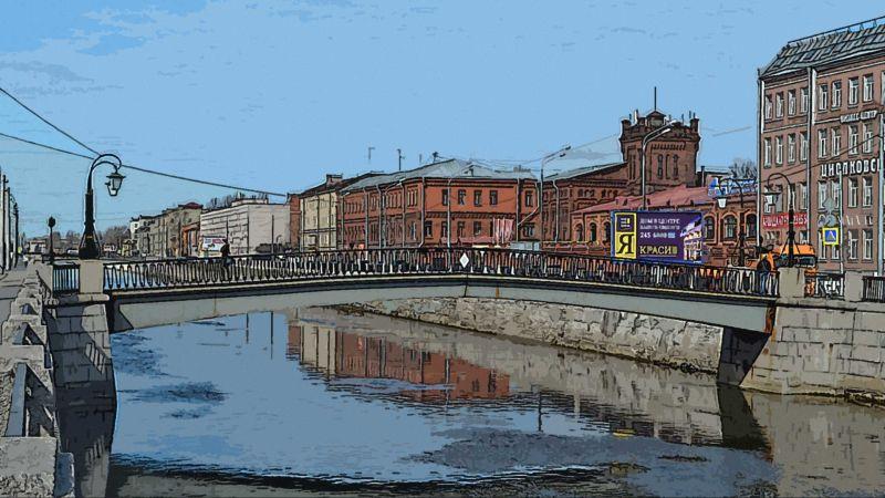 Обводный канал, СПб