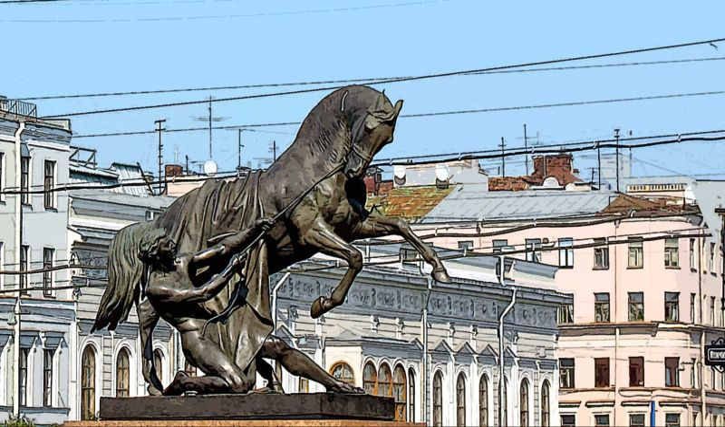 Санкт-Петербург, Аничков мост, Временной предел прочности 1