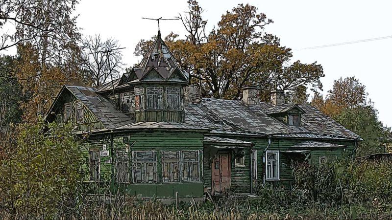 Ленинградская область, дача