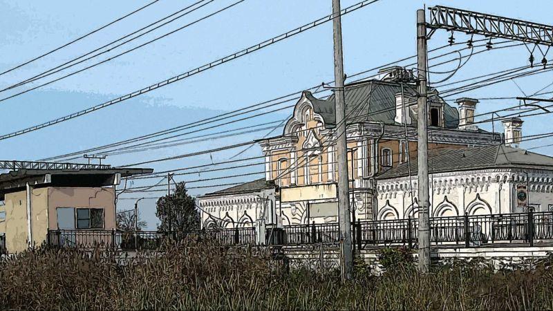 Ленинградская область, железная дорога
