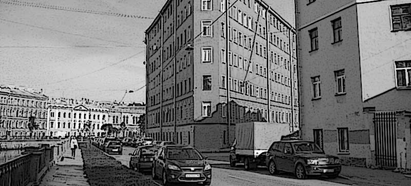 Канал Грибоедова СПб