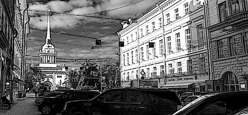 Гороховая Адмиралтейство СПб