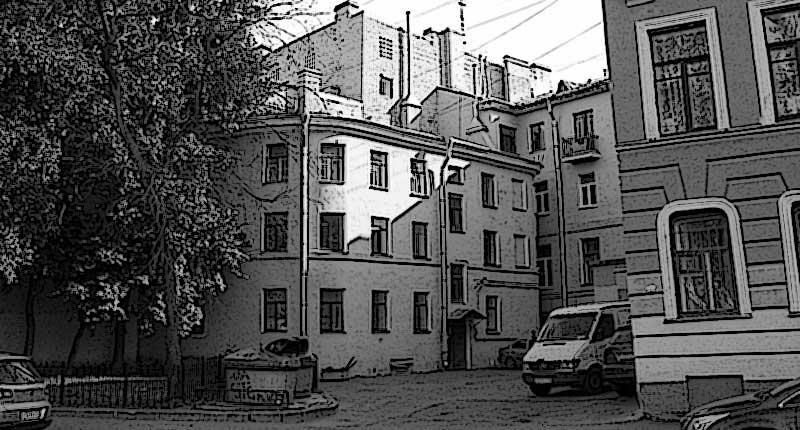 Грибоедова дома СПб