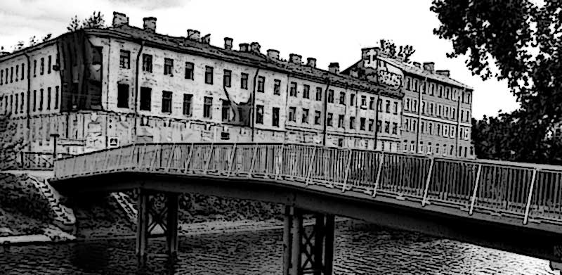 Пряжка дом СПб