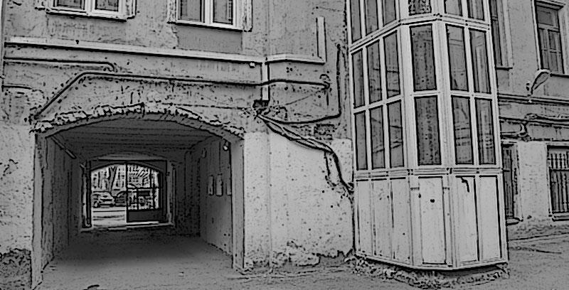 Подворотня СПб
