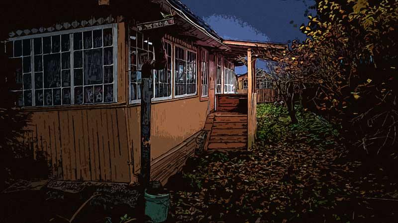 Дом в Ряпушково