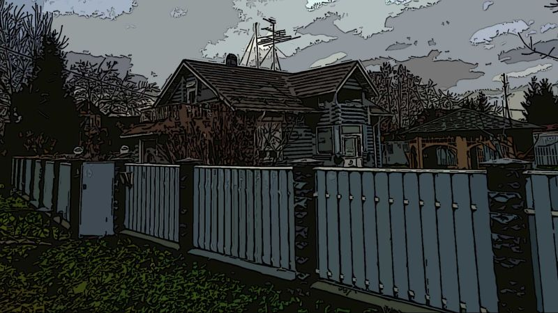 Дома в Ряпушково