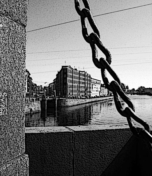 калинкин мост СПб