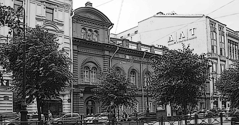 Большая Конюшенная СПб