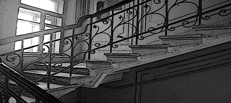 Лестница СПб